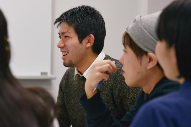 写真・図版 : 元山仁士郎さん(左)、千葉泰真さん(真ん中)、是恒香琳さん