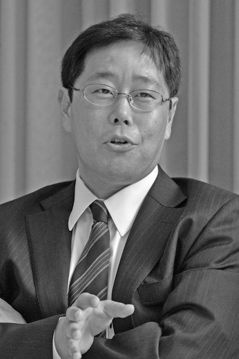 伊藤裕・読売新聞東京本社人事部採用担当デスク(吉永考宏撮影)
