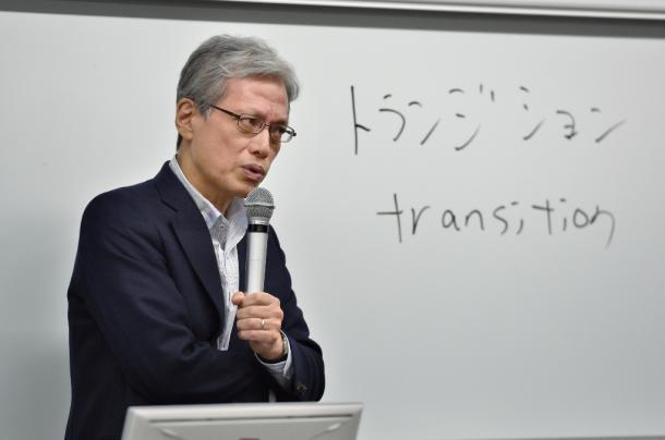 写真・図版 : 山口二郎教授