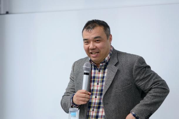 写真・図版 : 中野晃一教授