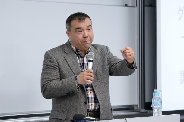 中野晃一教授