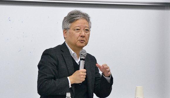 立憲デモクラシー講座・杉田敦教授