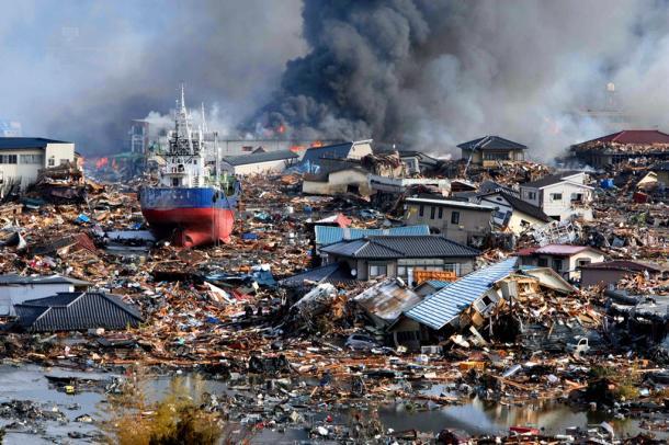 [1]災害発生後に権力を集中しても対処できない