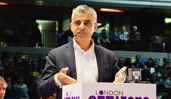 ロンドン新市長は労働党のイスラム教徒
