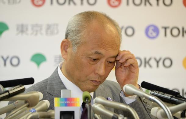 舛添要一・東京都知事