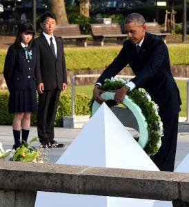 理念を再び示したオバマ流「メッセージ外交」