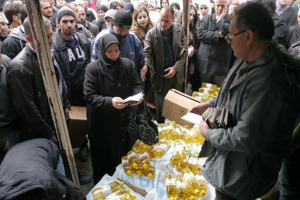 [41]シリア内戦の激化と和平会議の挫折