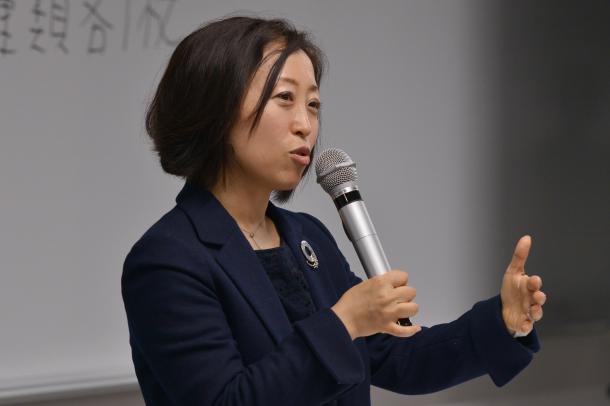 三浦まり教授