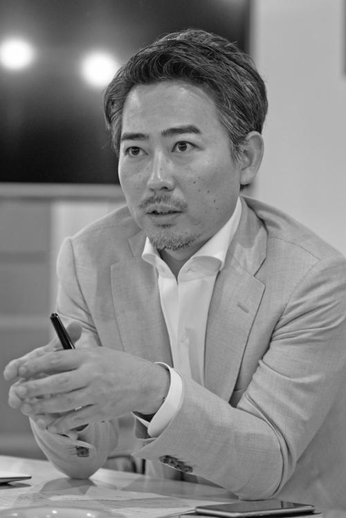 写真・図版 : 片岡裕氏(ヤフー株式会社執行役員メディアカンパニー長)