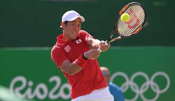 テニス4大大会優勝まであと一歩の錦織