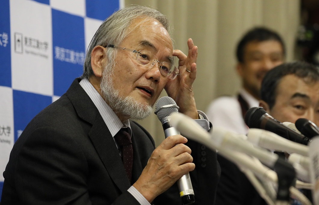 ノーベル賞大隅さんの懸念を裏付けるデータ