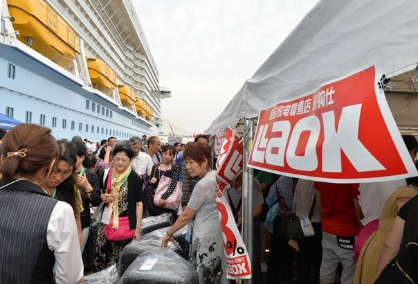 クルーズ船は訪日外国人観光の切り札か(下)