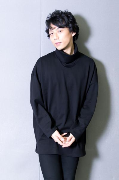 写真・図版 : 舞台『それいゆ』に出演する施 鐘泰(JONTE)=安田新之助撮影