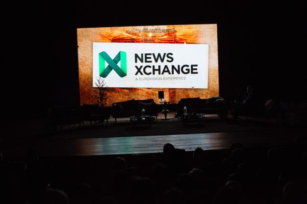 News Xchange会議はコペンハーゲンで開催された(News Xchange撮影)