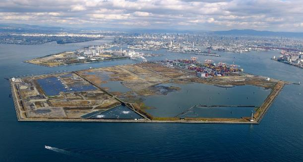 万博やカジノを放置された大阪の「夢の島」で?