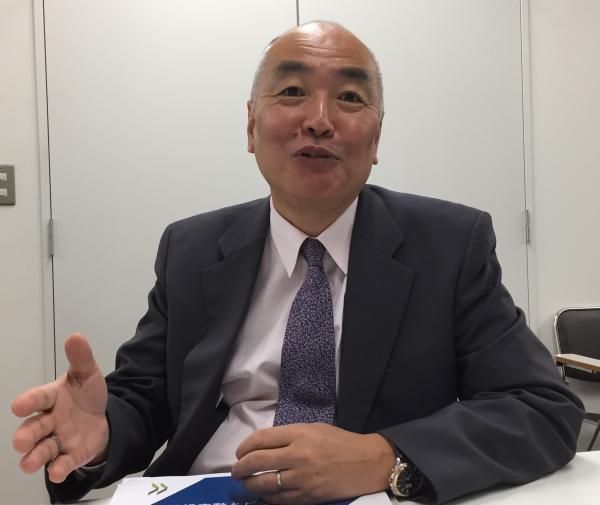 写真・図版 : 玉木林太郎・OECD事務次長