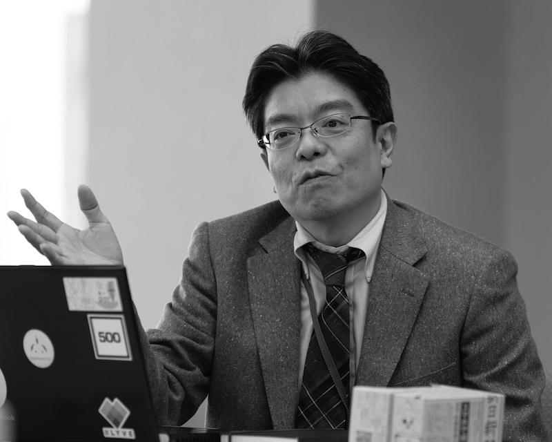 写真・図版 : 堀江隆・朝日新聞社メディアラボ室長(吉永考宏撮影)