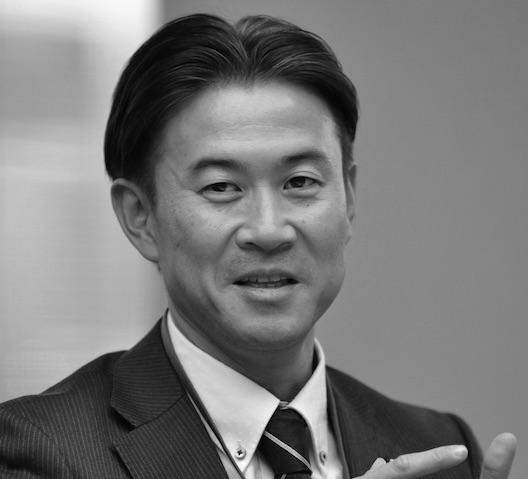 写真・図版 : 愛宕康志・テレビ朝日総合ビジネス局ビジネス戦略部長(吉永考宏撮影)