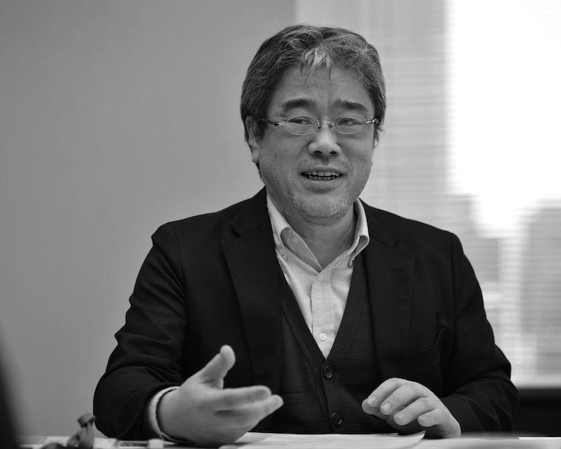 写真・図版 : 瀬尾傑・講談社第一事業戦略部長兼「現代ビジネス」GM(吉永考宏撮影)