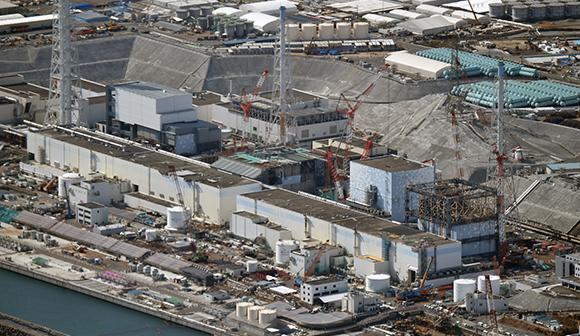 写真・図版:福島第一原発事故から6年