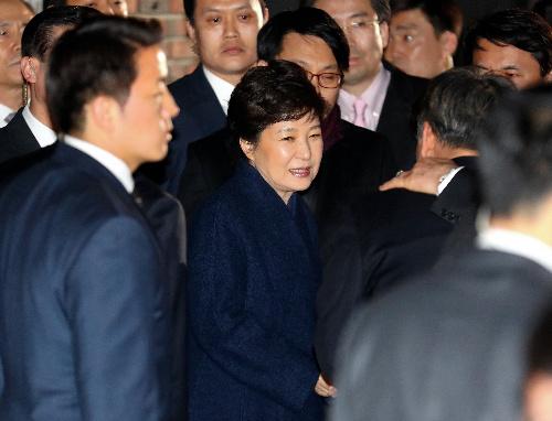 [22]朴槿恵氏の罷免、国民の勝利の喜びと嘆き