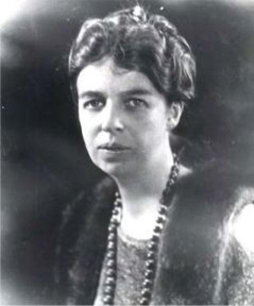 写真・図版 : エレノア・ルーズベルト=National First Ladies Library ウエブサイトより