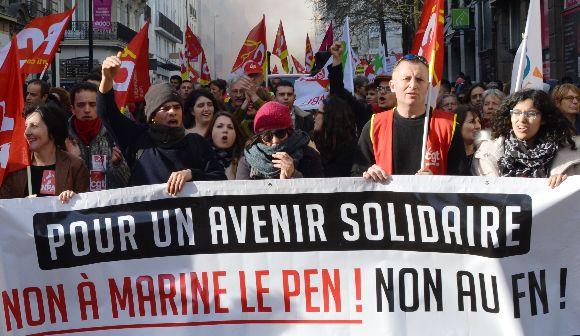 右翼党首が仏大統領になる可能性は?
