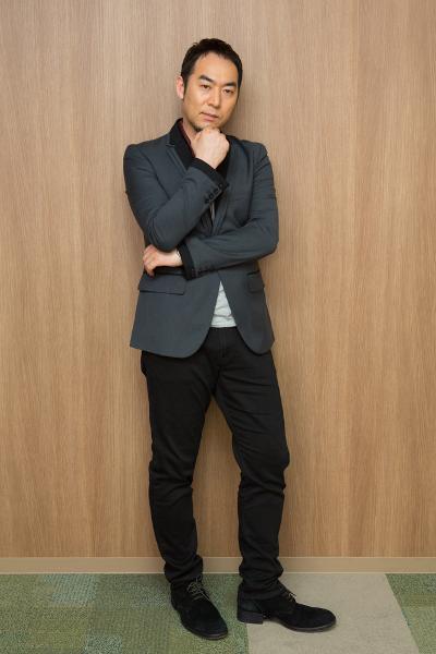 写真・図版 : ミュージカル『レ・ミゼラブル』に出演する福井晶一=岸隆子撮影
