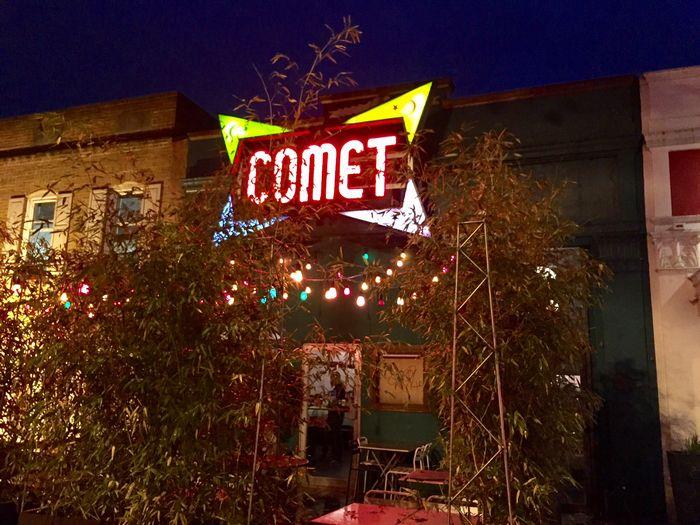 写真・図版 : 偽ニュースがきっかけで発砲事件が起きたピザレストラン「コメット・ピンポン」