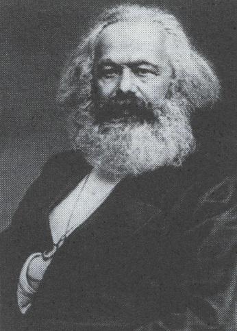 写真・図版 : カール・マルクスの『共産党宣言』はアイデアの宝庫かも…