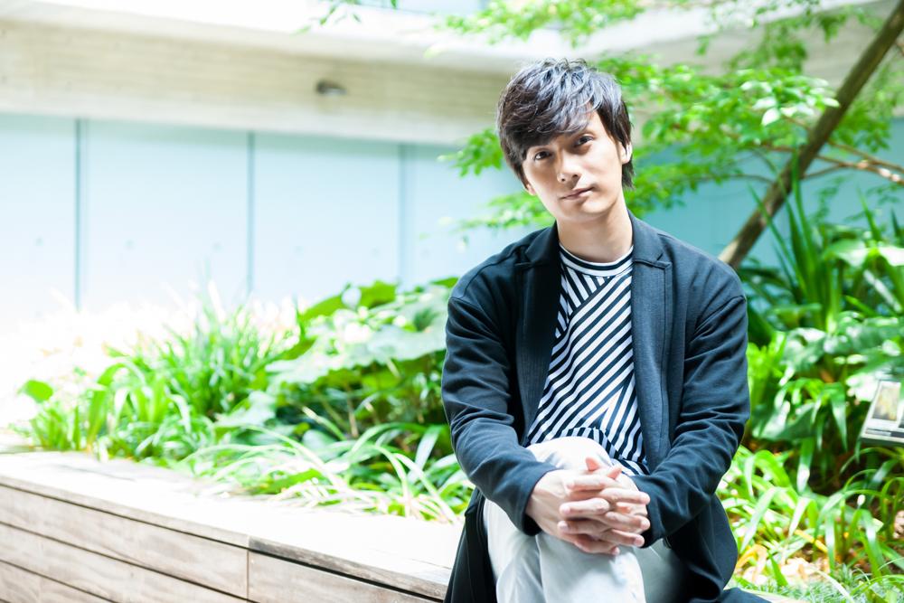 写真・図版 : 舞台『罠』に出演する加藤和樹=安田新之助撮影