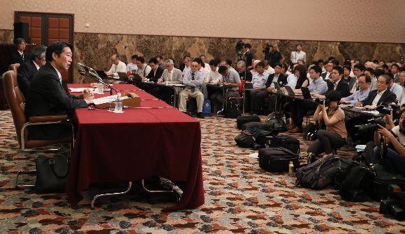 日本は内部告発をつぶす国か