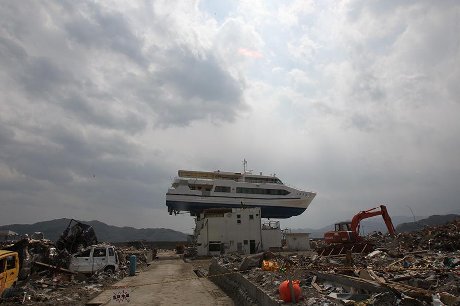 写真・図版 : 科学記者にとって大地震は重要な取材テーマだ