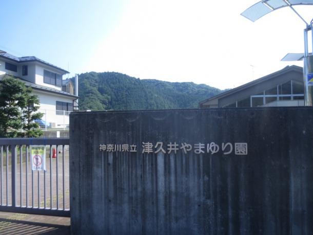 いずれも筆者撮影 津久井やまゆり園 7月21日撮影