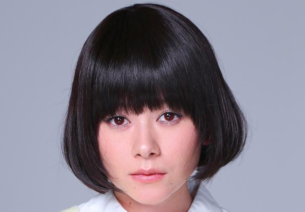 『セシルのもくろみ』に主演している真木よう子=2015年4月25日、東京都渋谷区