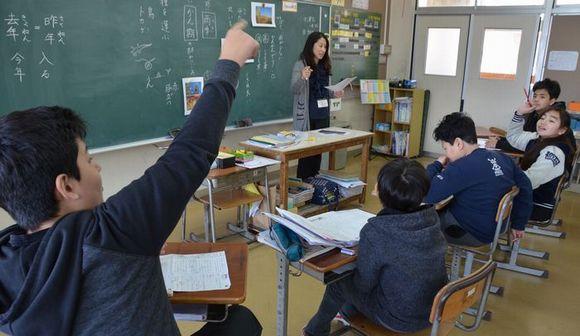 日本語がわからない子どもたち
