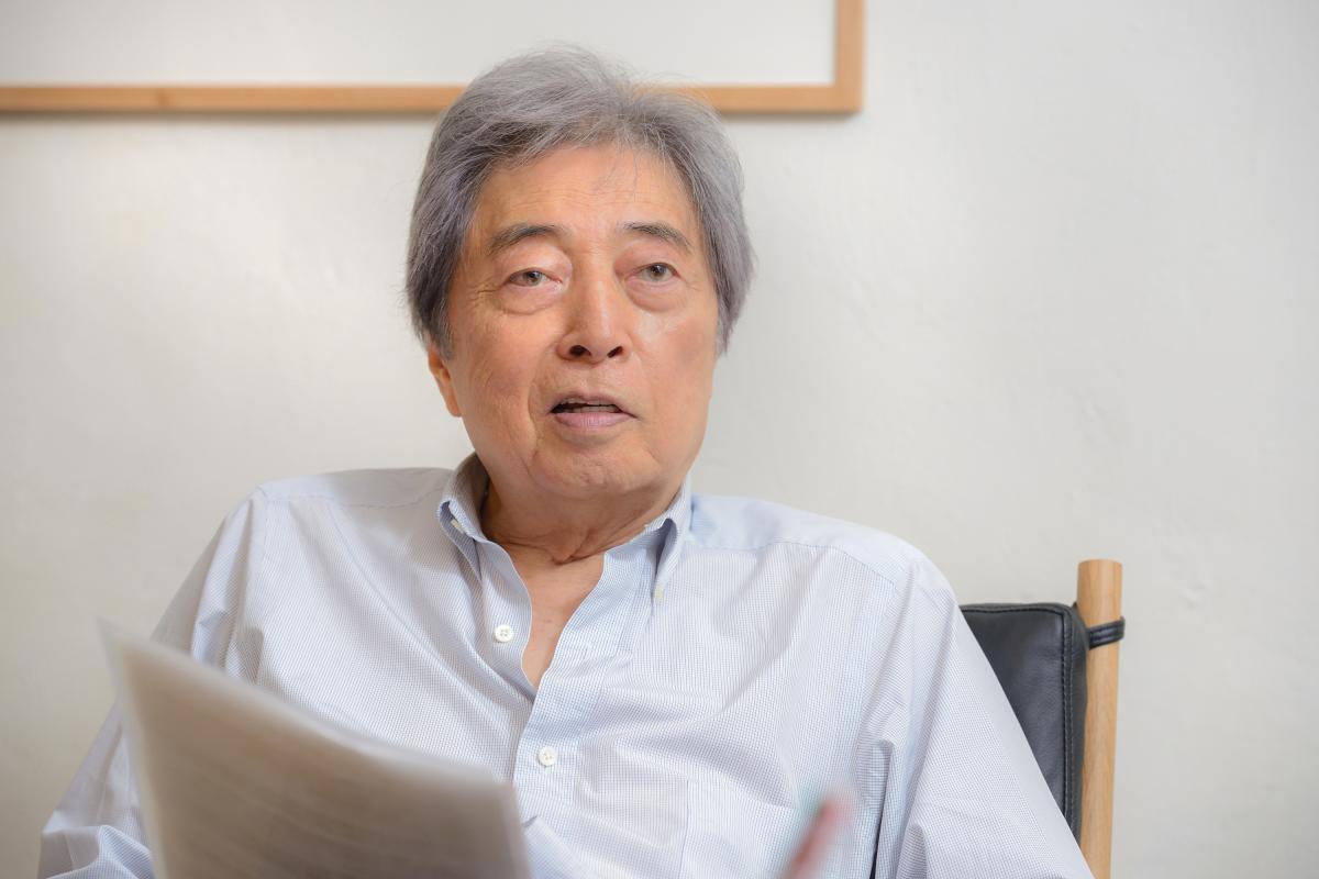 細川元首相が語る日本の政治、そして小池都知事