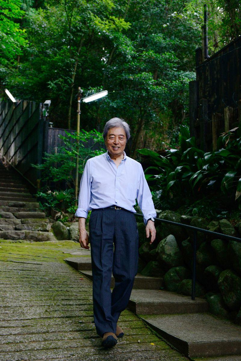 写真・図版 : 細川護熙さん