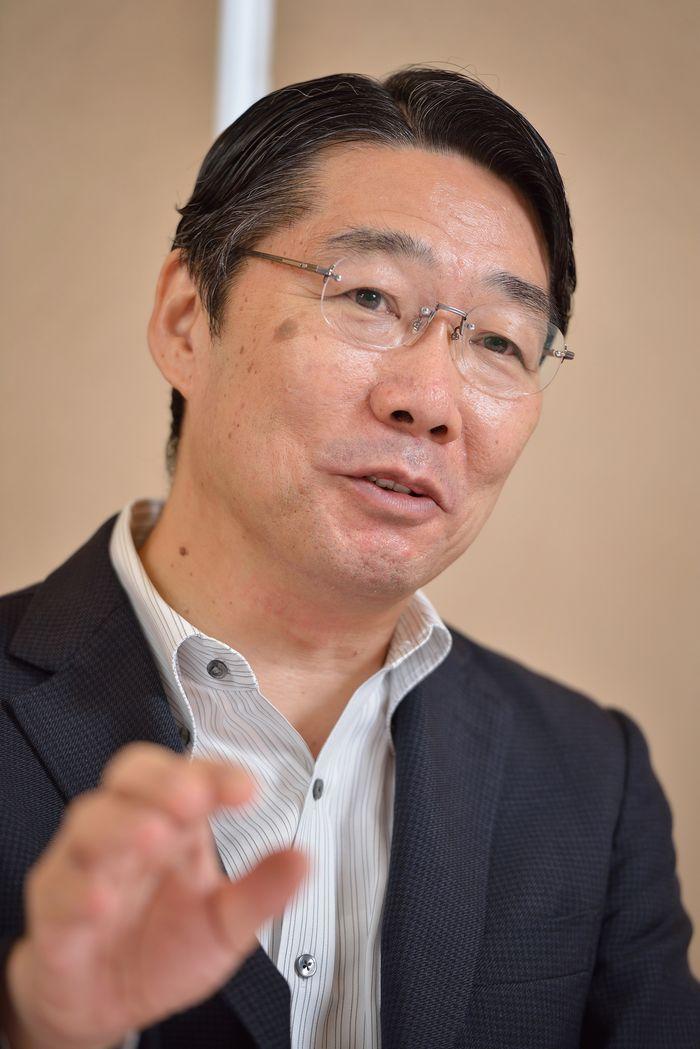 写真・図版 : 前川喜平氏(写真撮影:吉永考宏)