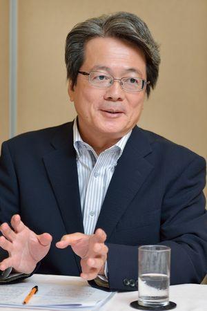 写真・図版 : 薬師寺克行・東洋大学教授、元朝日新聞政治部長(吉永考宏撮影)