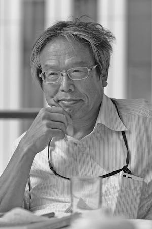 写真・図版 : 倉重篤郎・毎日新聞専門編集委員(吉永考宏撮影)
