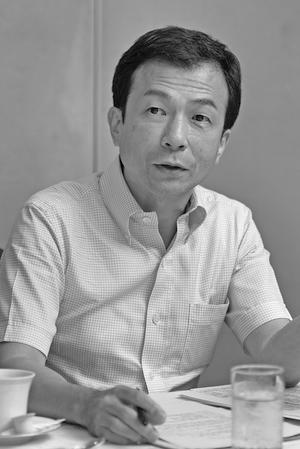 写真・図版 : 渡辺勉・朝日新聞編集委員=進行(吉永考宏撮影)