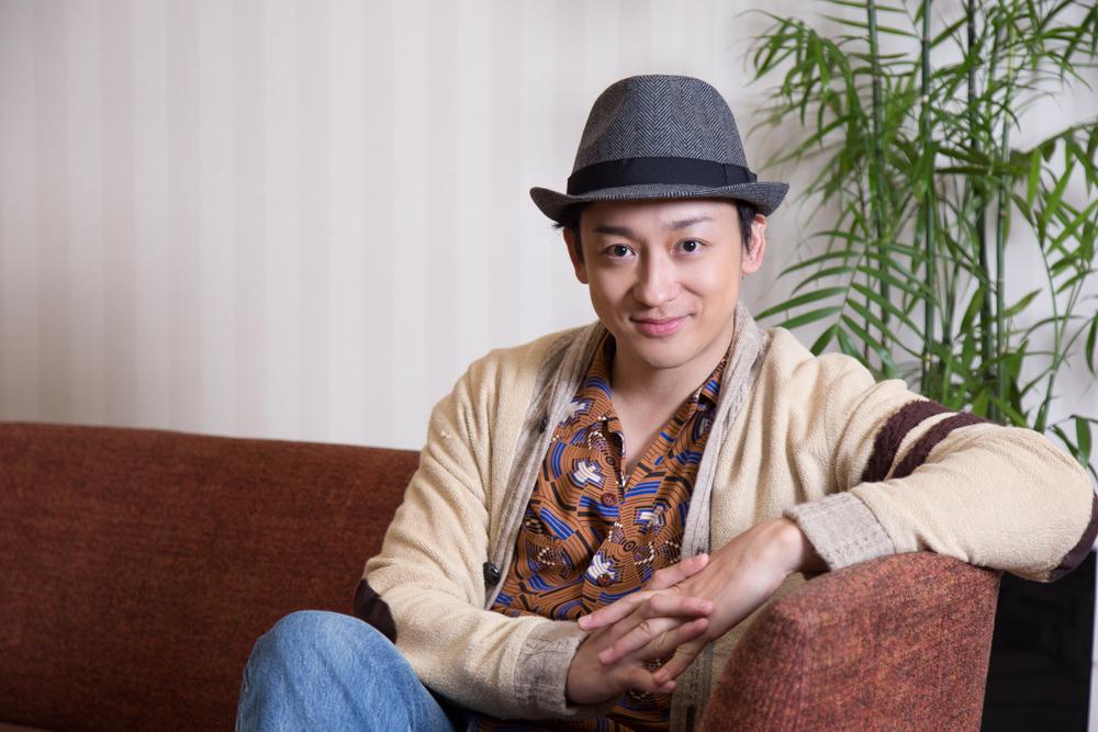 写真・図版 : 山本耕史=冨田実布撮影