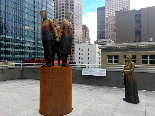サンフランシスコの慰安婦記念碑が設立された理由