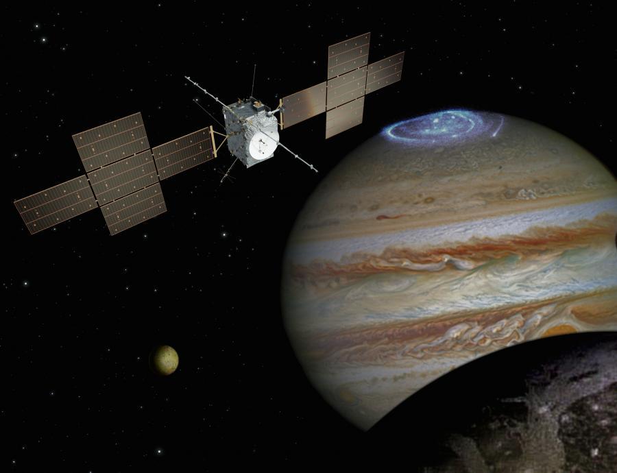 日本も参加する木星探査で生命の起源がわかる?