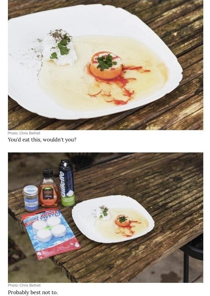 写真・図版 : 偽レストラン情報の種明かし画像から