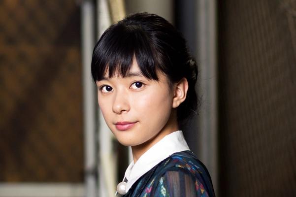 フジテレビのドラマ「海月姫」の主演、芳根京子=2016年9月、東京都渋谷区