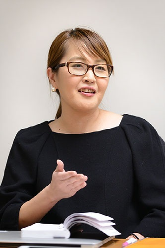 写真・図版 : 與那覇里子さん(吉永考宏撮影)