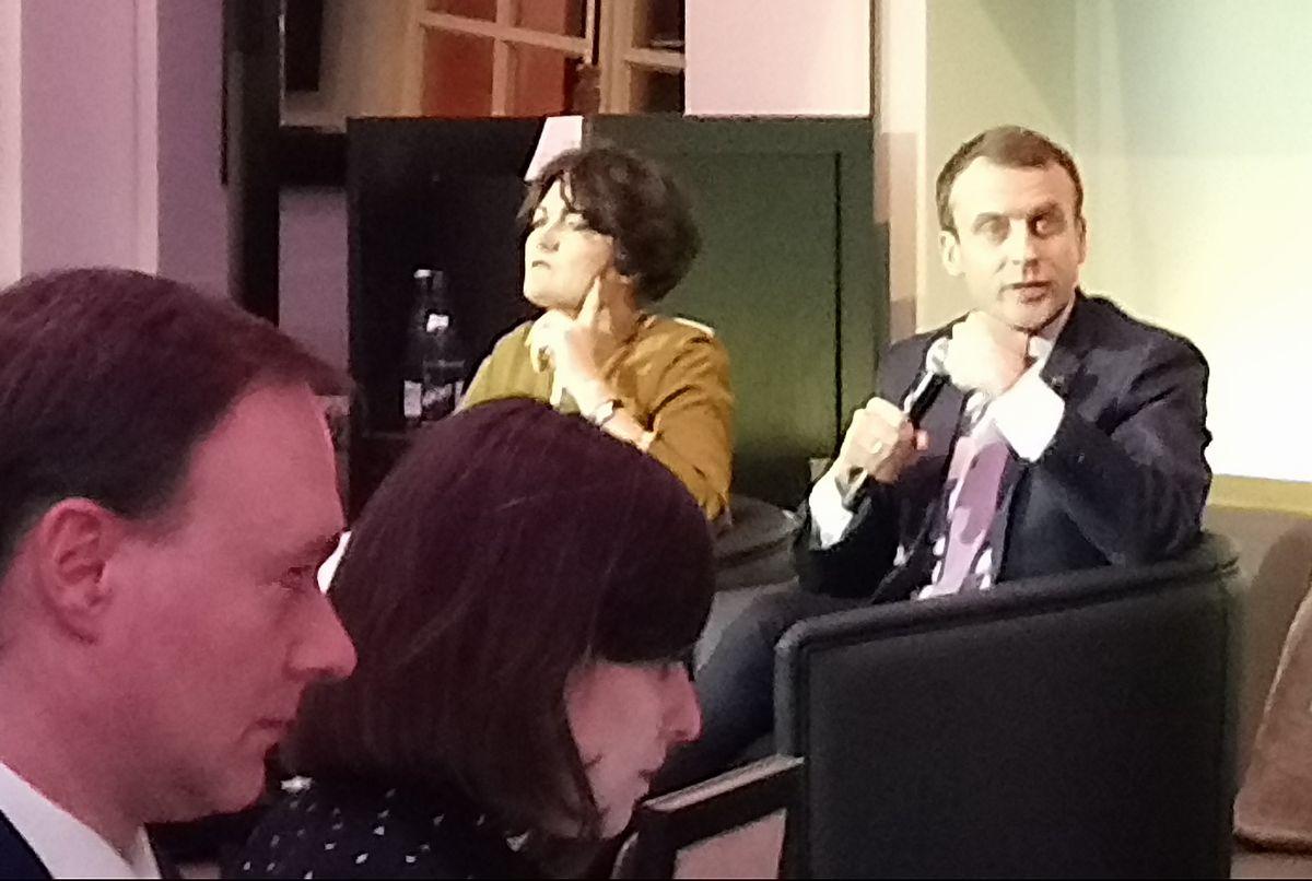 フランス政界の#MeToo、マクロンの見解