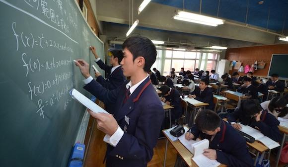 写真・図版:高校数学に激震!